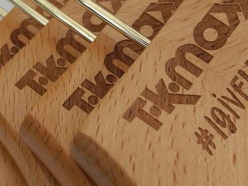 Bespoke Wooden Coat  Hangers UK