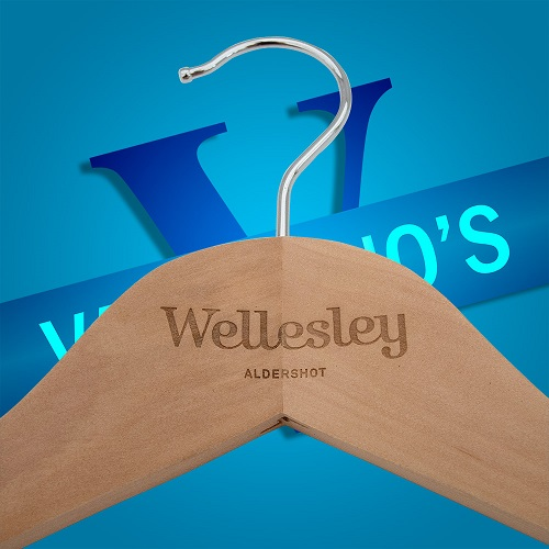 Laser Engraving On Hangers