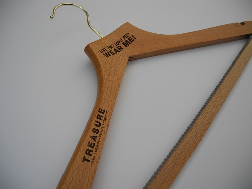 Bespoke Wooden Clothes Hangers