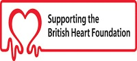 Fundraising for The British Heart Foundation