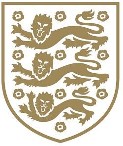 Three Lions England Crest