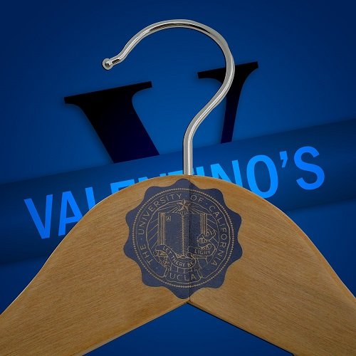 UCLA Clothing Hangers
