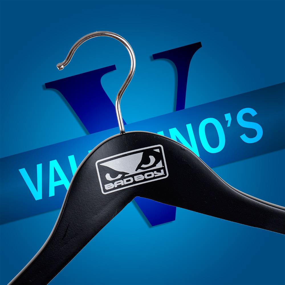 Custom Coat Hangers UK | Customised Clothes Hangers