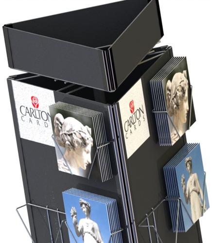Custom Made Card Display Stands