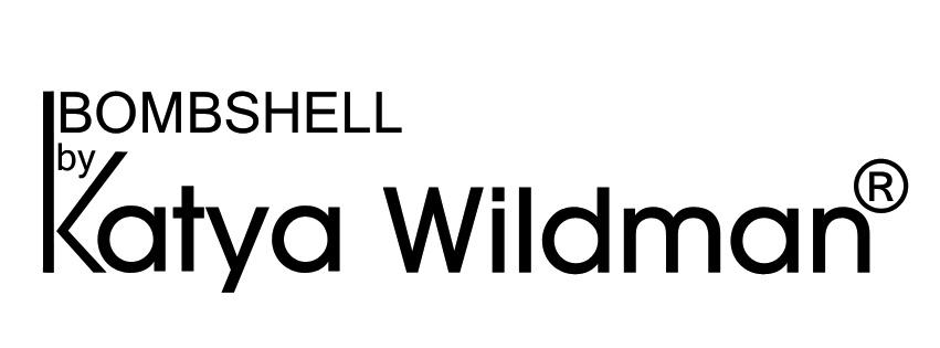 Bombshell Katya Wildman Logo
