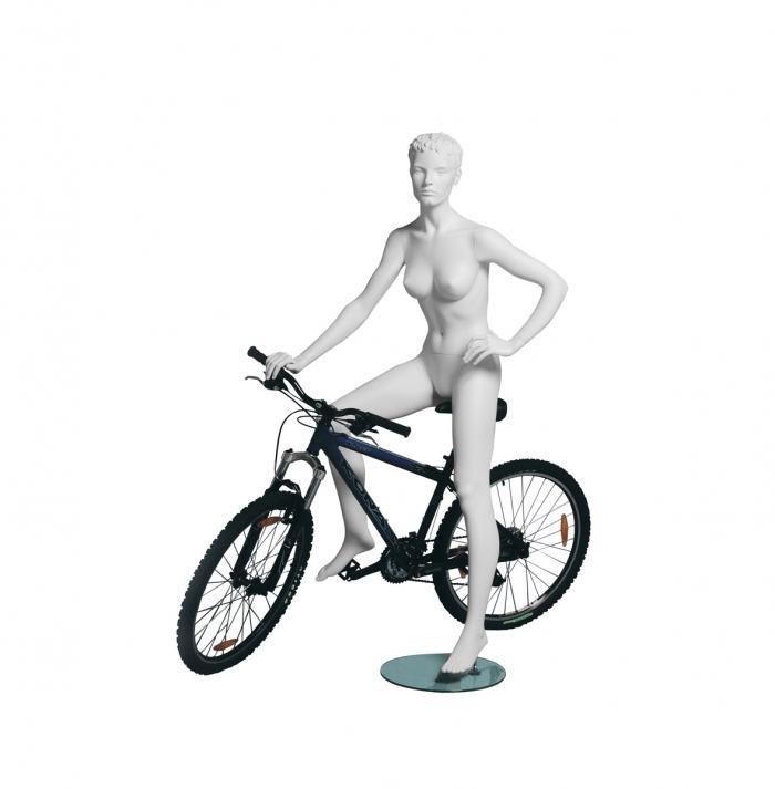 Cycling Sports Mannequins Female Biker Mannequin Uk