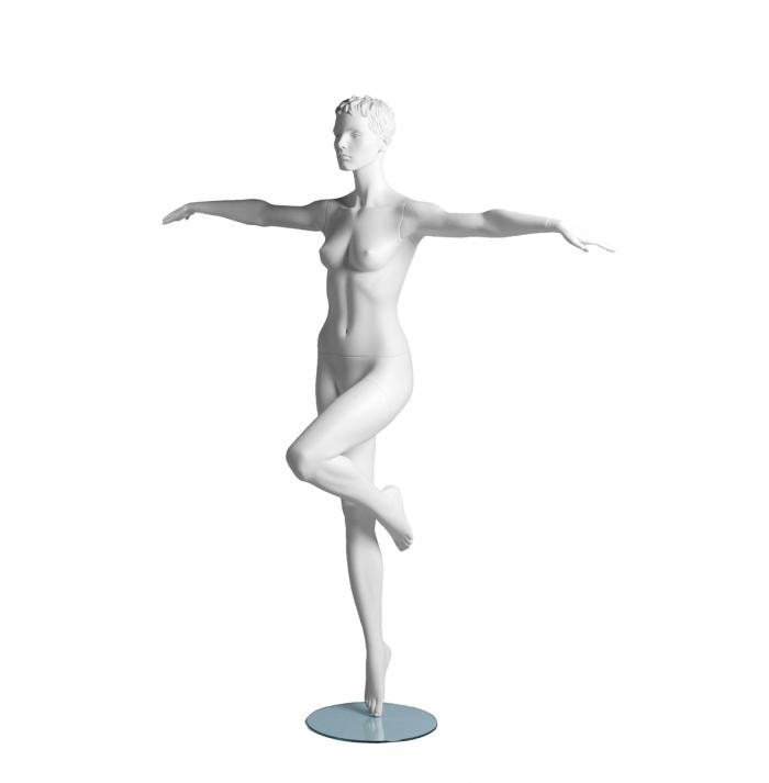 Sports Active Mannequins Female Aerobic Mannequin