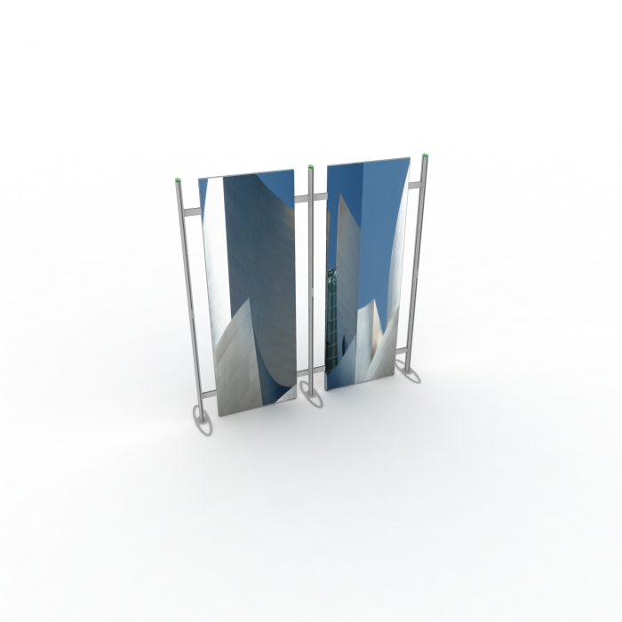 Modular Exhibition Stands Out : Pop up totem display popup totems buy stands