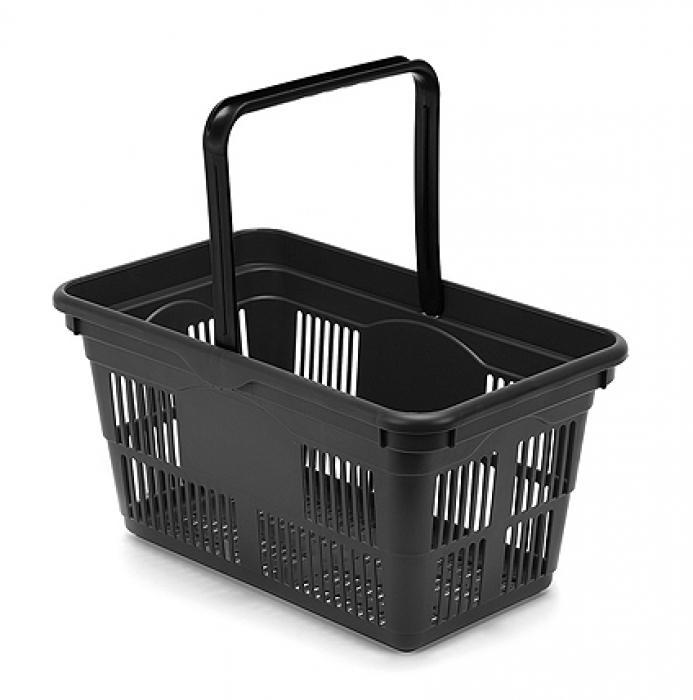 24 Litre Plastic Shopping Basket Shopping Baskets Uk