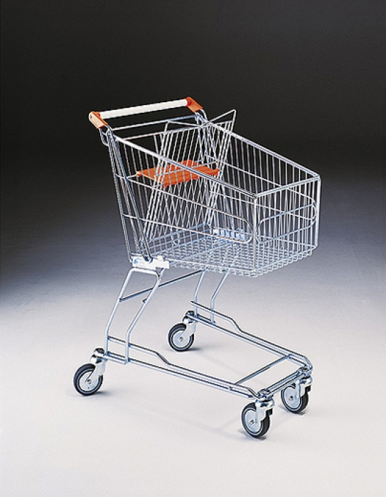 Shopping Trolley With Seat Lightweight Trolley