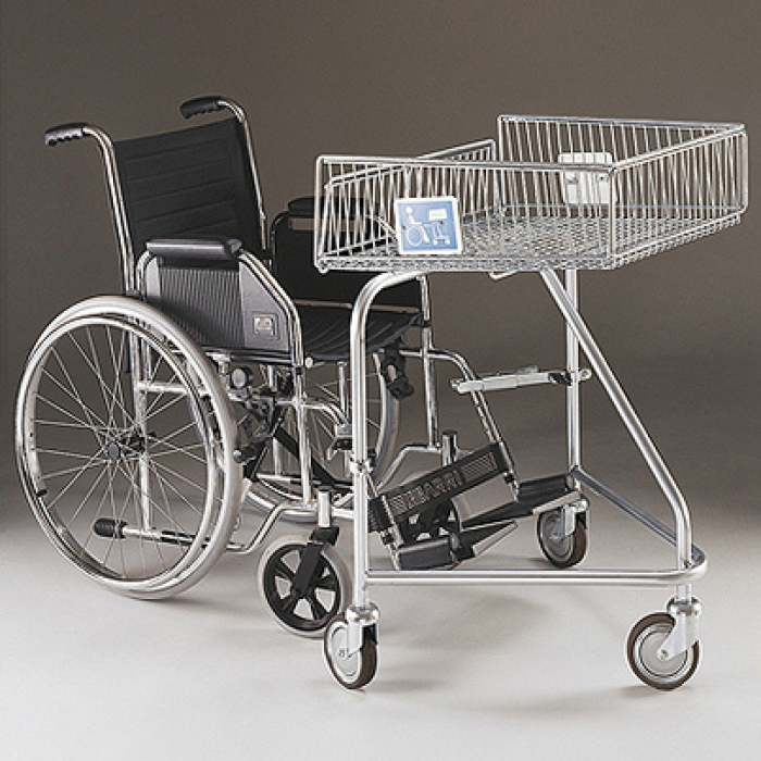 Trolleys On Wheels Four Wheel Shopping Trolley