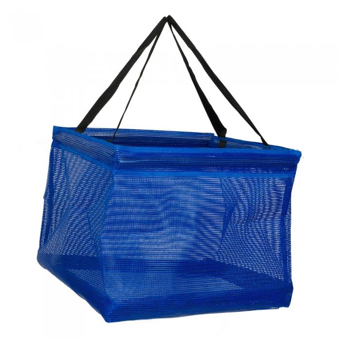 Display Baskets Retail Collapsible Shopping Basket