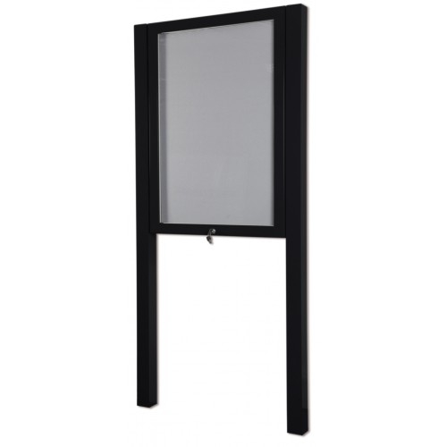 A1 Lockable Notice Boards   Display Frames   Buy Church Signs