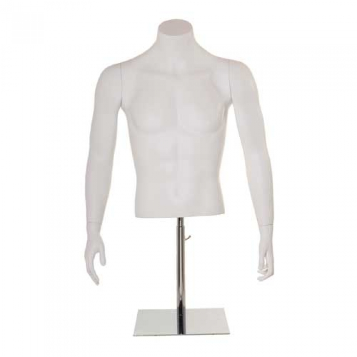 Male Torso Mannequin Buy Half Mannequin Bust Form Cheap