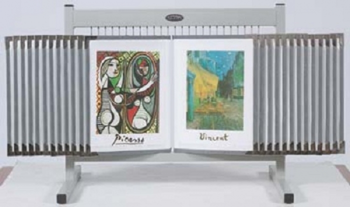 Desktop Easel Buy Poster Display Stands Print Racks Flip File Delectable Art Display Stands Racks