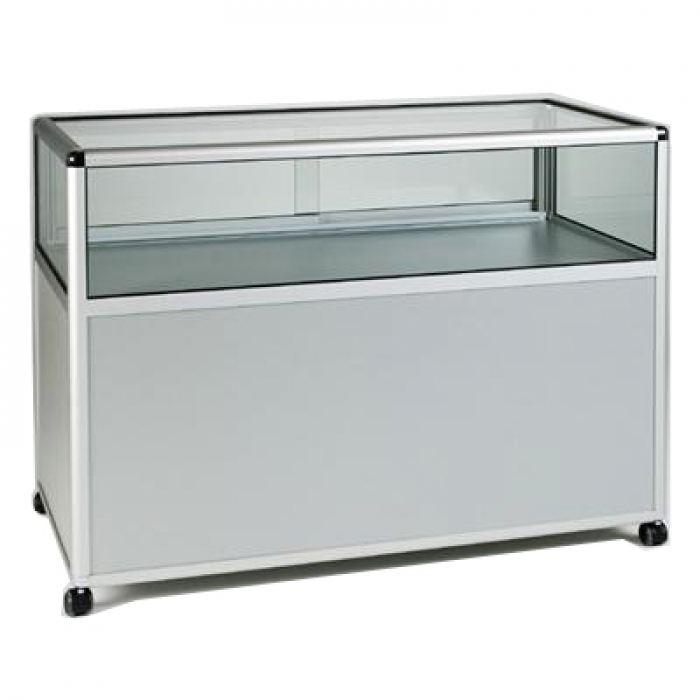 1500mm Display Counter Retail Display Cabinets Uk