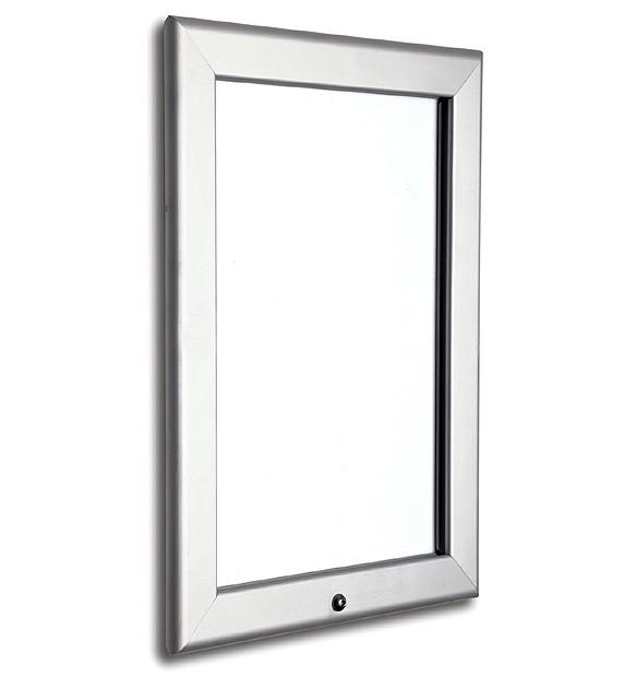 Colour Secure Frame A1   Poster Display   Display Frames UK
