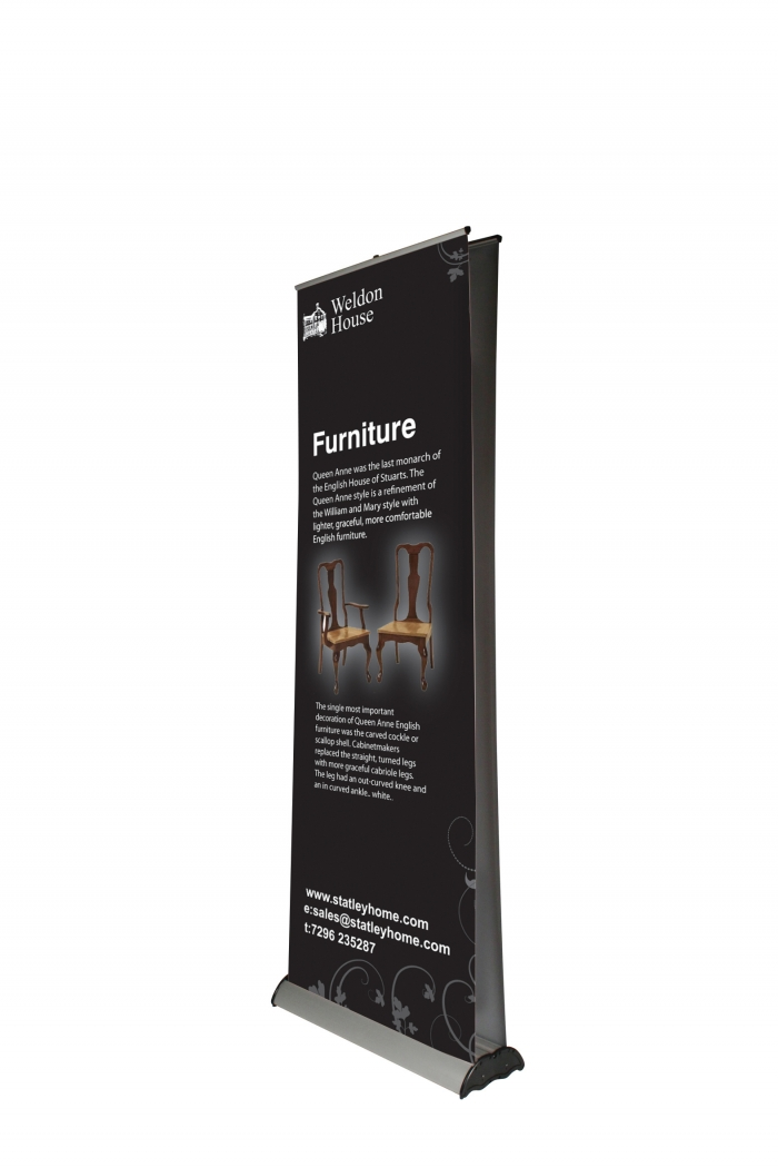 Roll Up Banner Stands Pop Up Banner Displays Stand Up