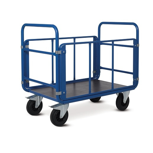 Pull Along Trolley Warehouse Trolleys Buy Flatbed Trolley