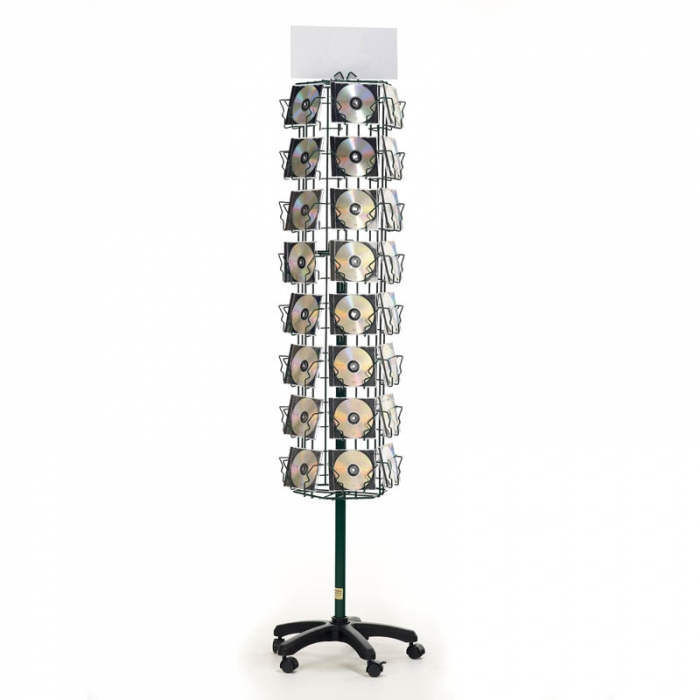 CDDVD Display Stand Card Display Stands UK Wire Racks Impressive Spinner Display Stands