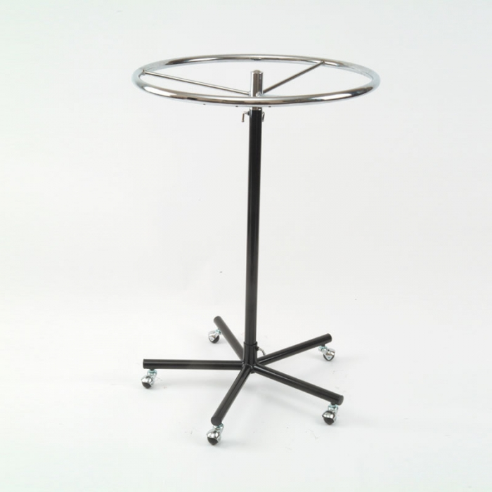 Adjustable Circular Ring Clothes Stand