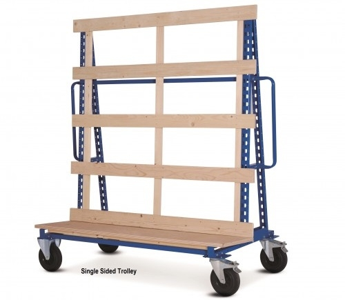 Warehouse Lifting Trolleys For Sale Uk