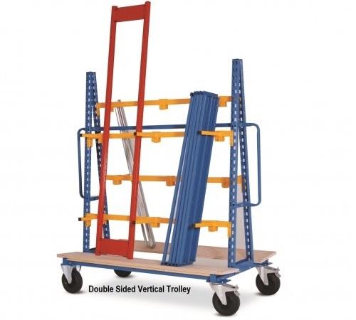 Warehouse Trolleys Industrial Lifting Trolley