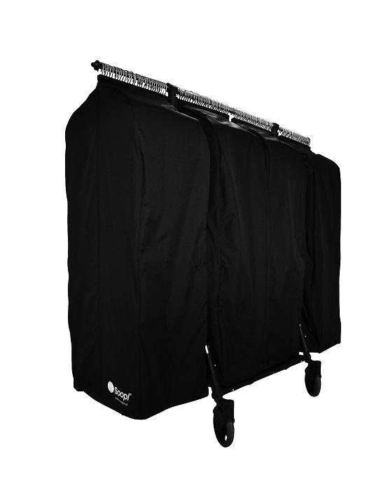 Soopl Xl Garment Bag Soopl Rail Collapsible Clothes Rail