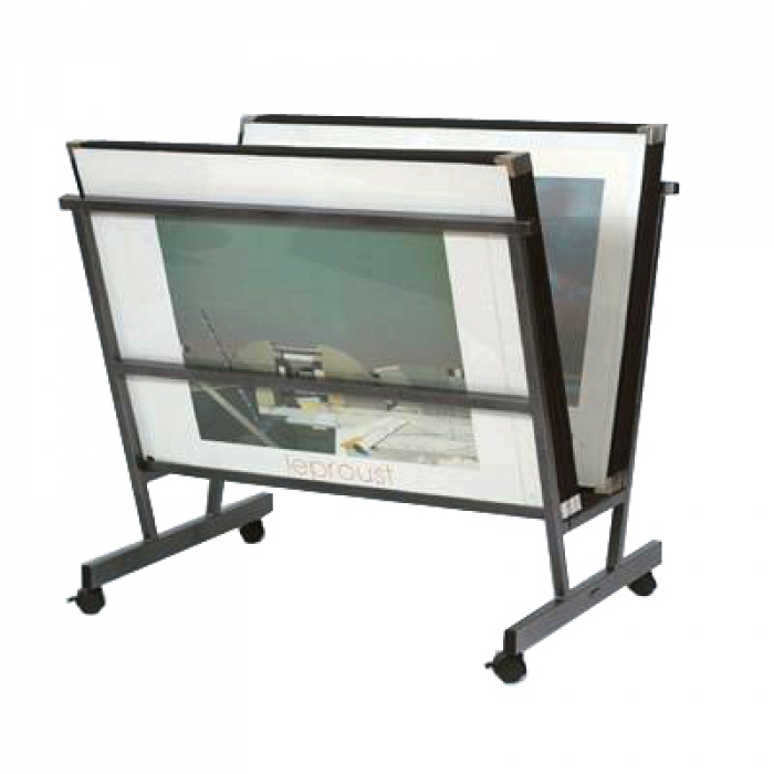 Print Display Cheap Poster Rack Fine Art Display Easels