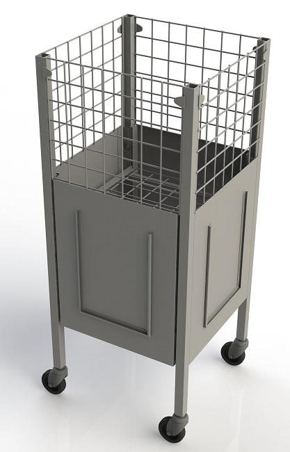 Shop Dump Bin With Wheels Dump Bin Baskets Sale Bins