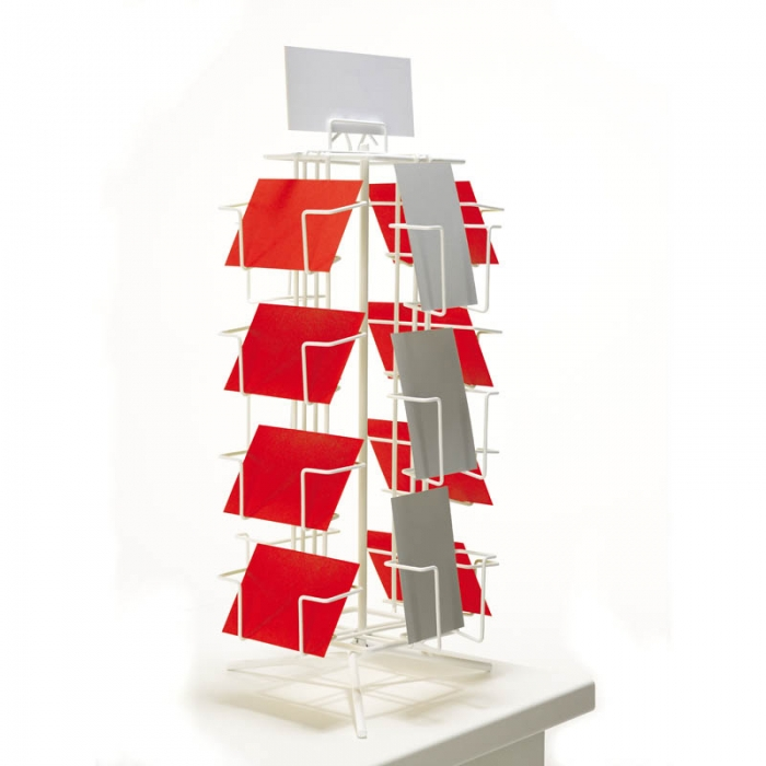 A6 Counter Card Display Stand Buy Retail Display Stands