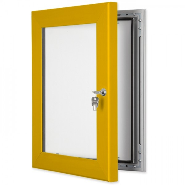 Colour Secure Lock Frame A3