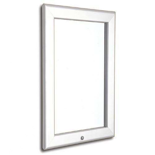 lockable snap frame 60x40 large clip frames pos uk