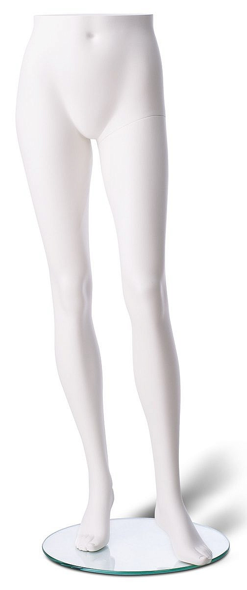 Female Mannequin Leg Form Merchandising Display Legs