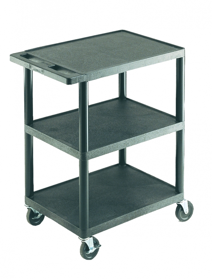 Large Pull Along Shelf Trolley Flatbed Trolleys Uk