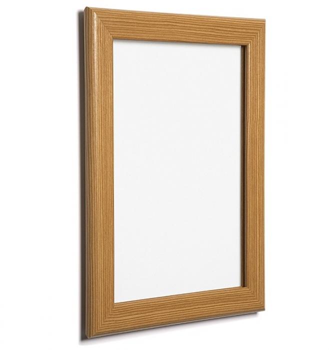 Wood Poster Snap Frame A1 | Cheap Wooden Frames