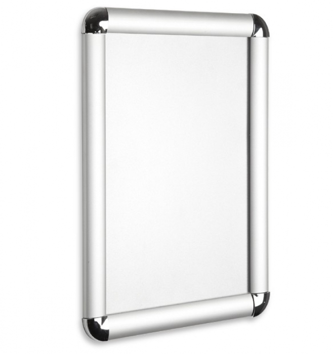 4f2d74beafc4 Poster Snap Frame A1 Mitred (25mm) Round Corner ·   + View Enlarged Image