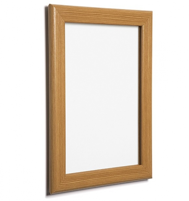 Wood Poster Snap Frame A0 Wooden Poster Frame Uk