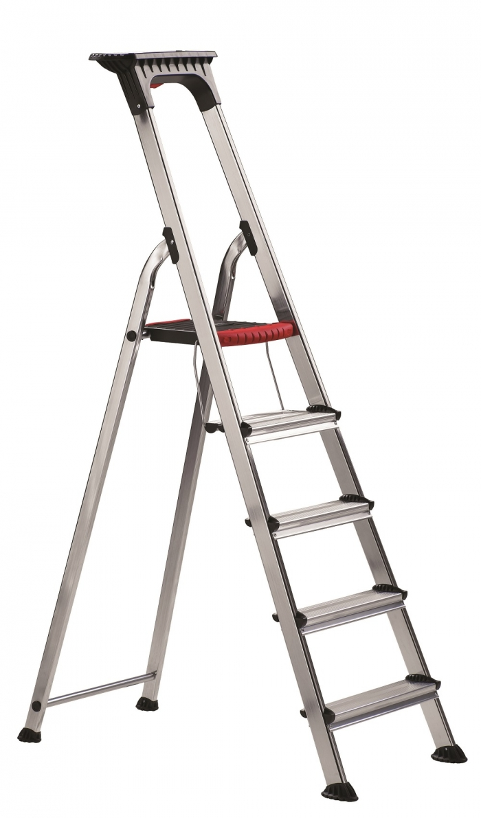 Six Step Aluminium Ladder Valentinosdisplays Com
