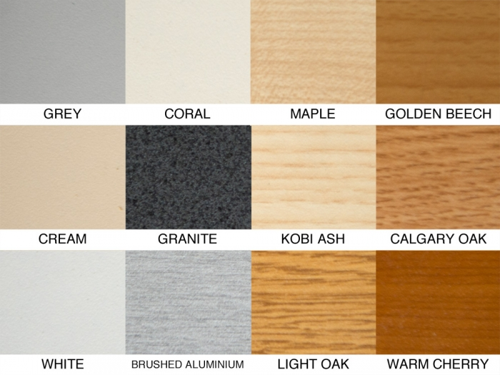 Slat Panel Golden Beech 4ft Cheap Slatwall Panels