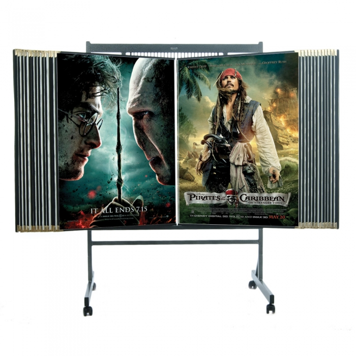 Exhibition Stand Poster Design : Poster display stands for posters print browser
