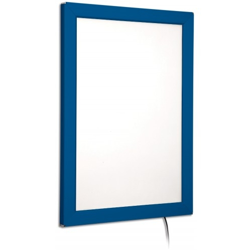 Colour A0 Snap Frame Light Box | LED Lightbox UK