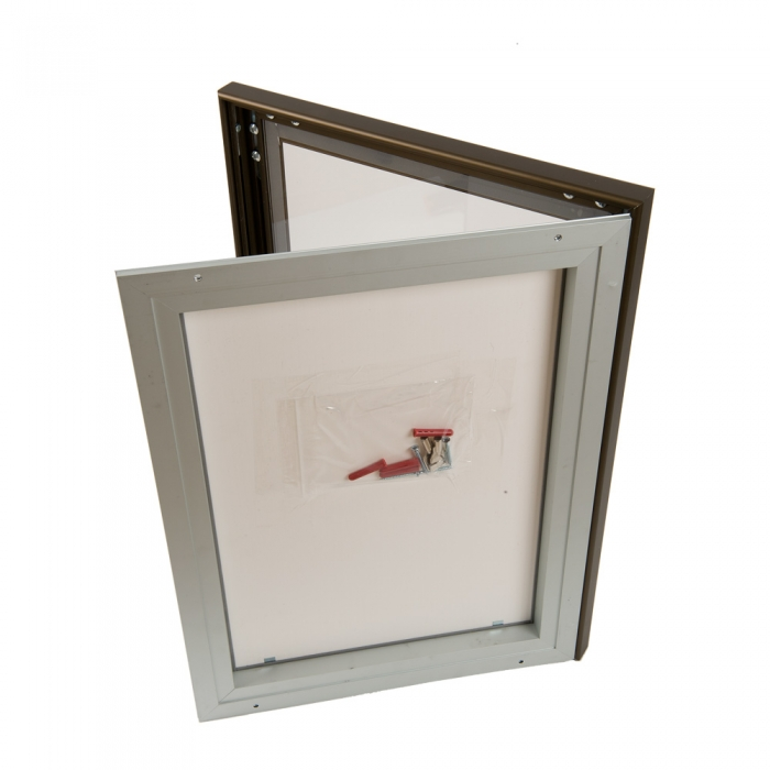 a3 key lock poster frame cheap poster frames. Black Bedroom Furniture Sets. Home Design Ideas