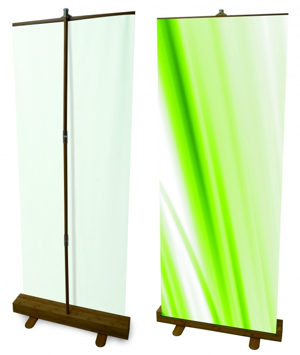Banner Display Stands Budget Roller Banners