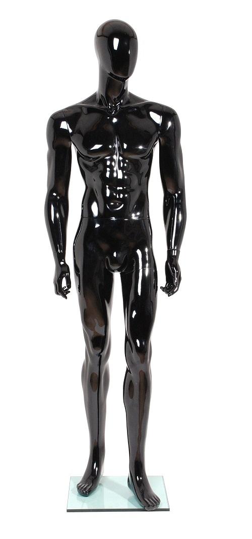 Buy Black Mannequins Display Mannequin Manikins For Sale