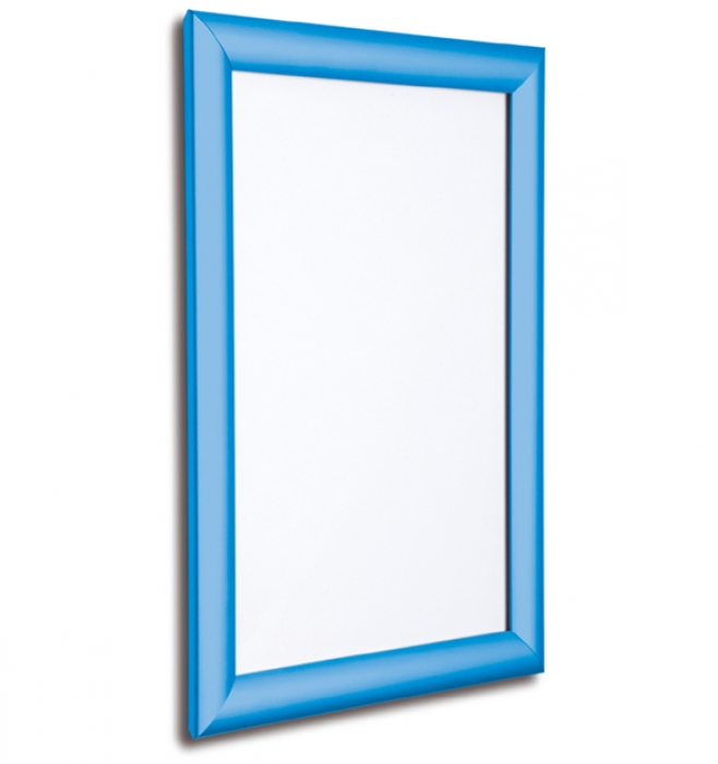 f222f190186 Coloured Poster Snap Frame A5 Mitred (25mm) ·   + View Enlarged Image